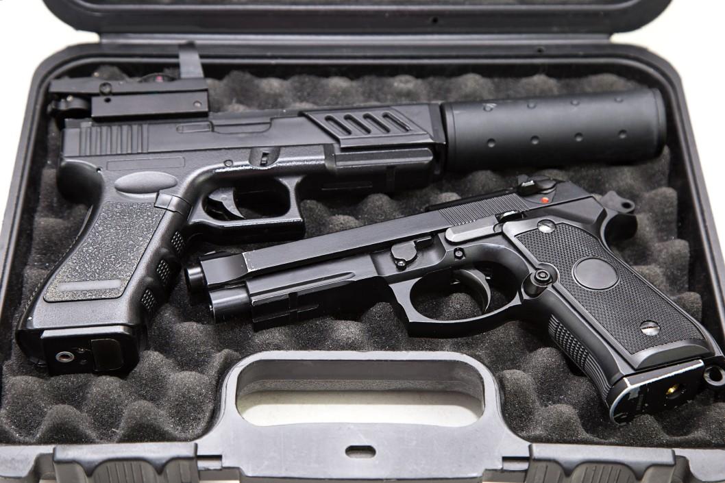 coffres pour armes