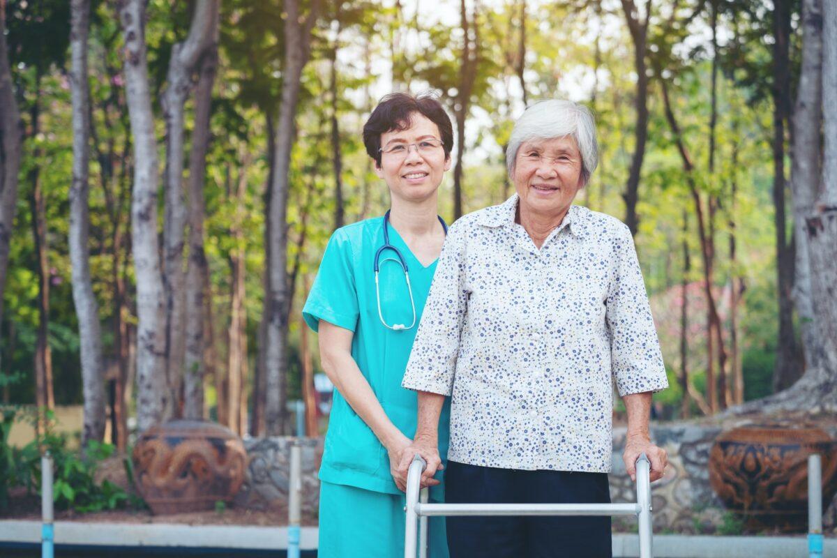 établissement de soins infirmiers