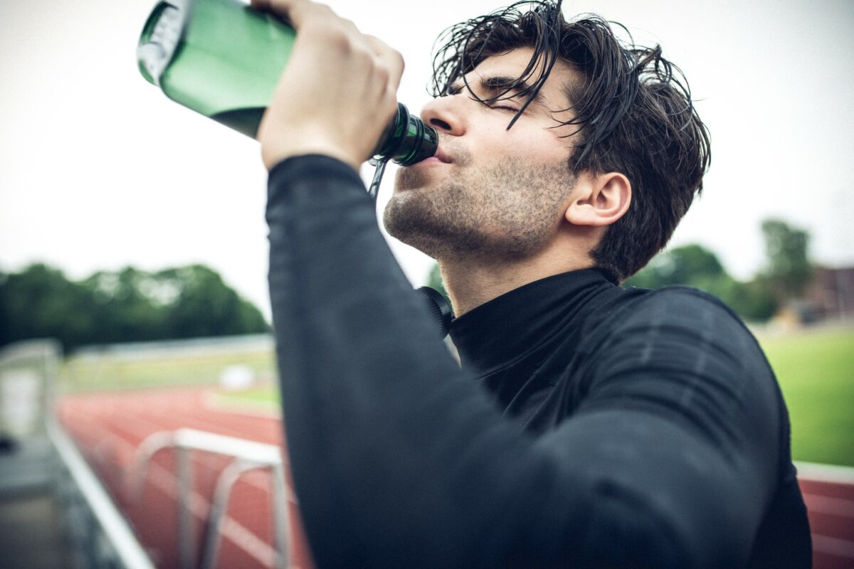 l'eau et le sport
